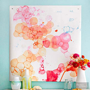Watercolor art is an easy DIY Toddler gift that is Montessori friendly and teaches many core concepts. Perfect for Parents, Grandparents, Aunts, Uncles, and friends.