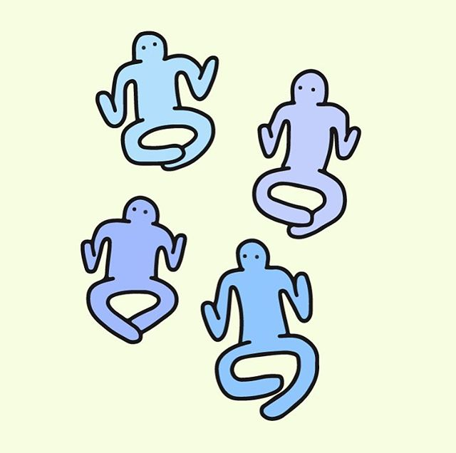 floating friends