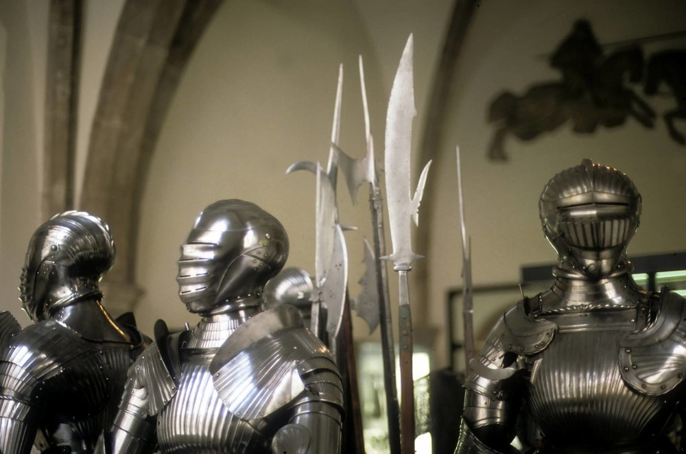 From knights armor to modern BWMs. Visit Munich Museums