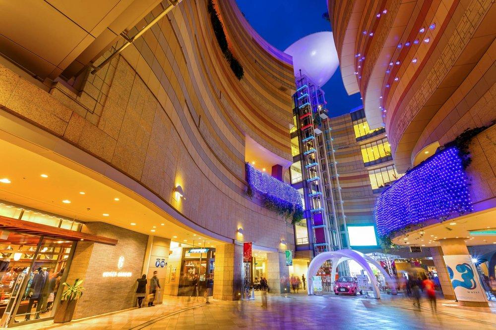 Osaka Shopping
