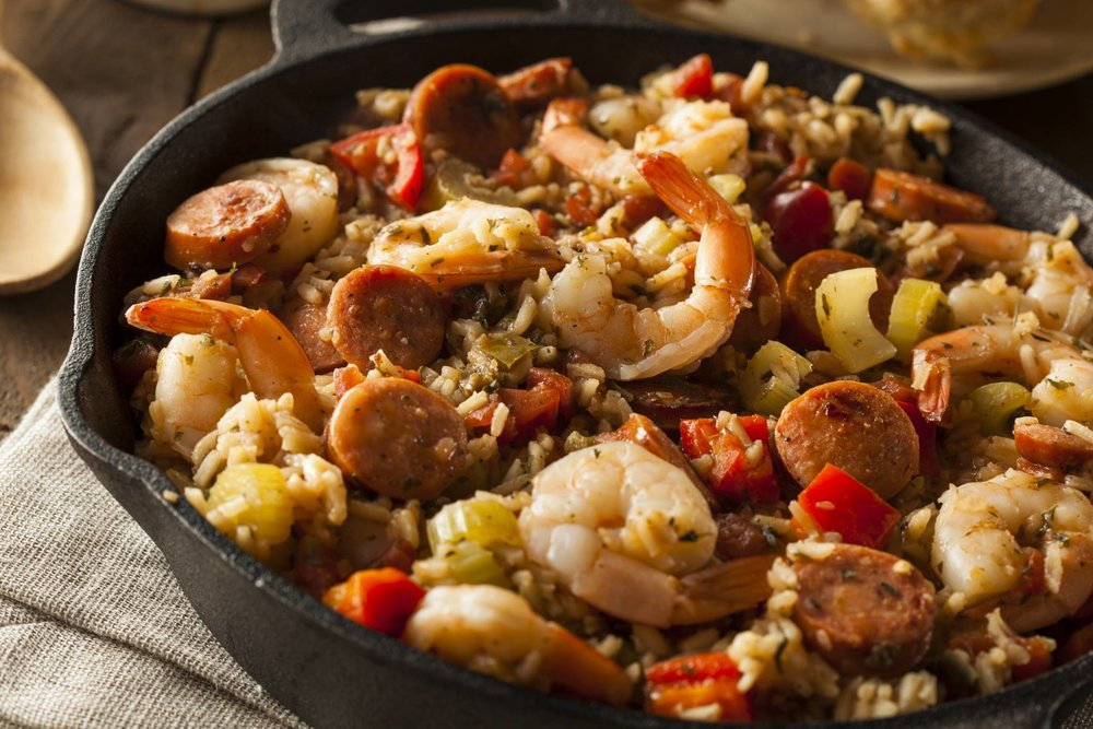 New Orleans Creole cuisine