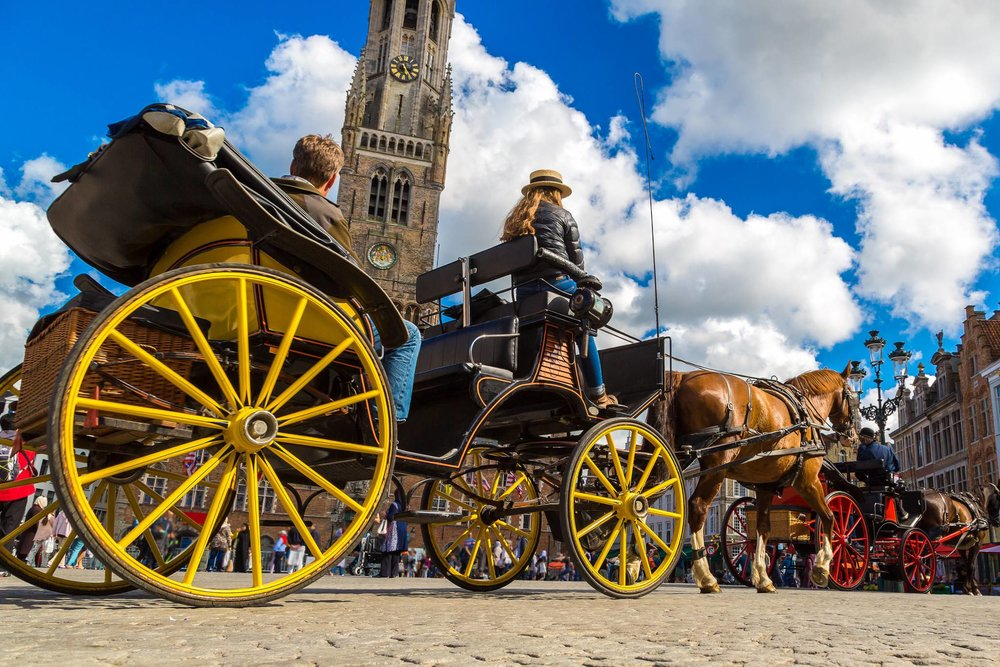 Bruges Travel Guide for iPhone, iPad & AppleWatch