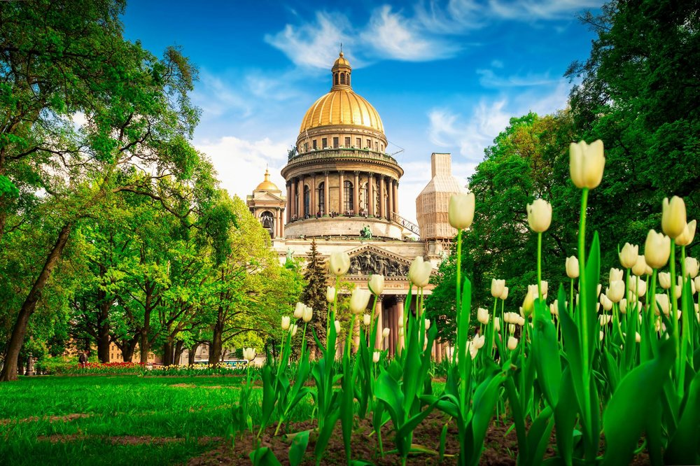 Enjoy Saint Petersburg with our Guide!!!