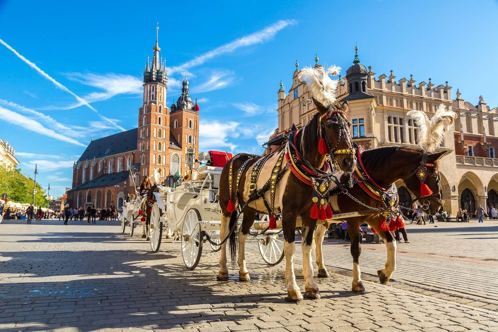 Krakow Travel Guide for iPhone, iPad & AppleWatch