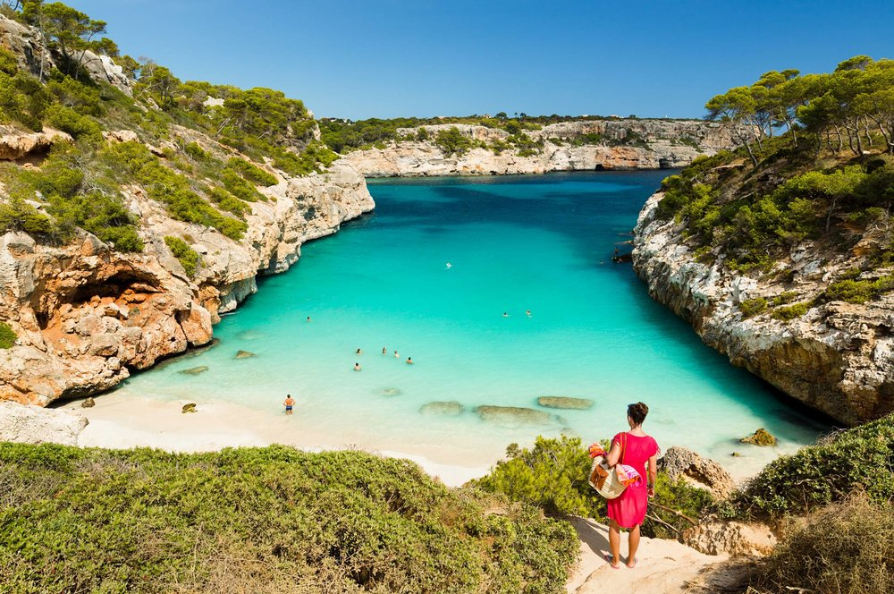 Awesome beaches! Travel to Mallorca with eTips Travel Guide