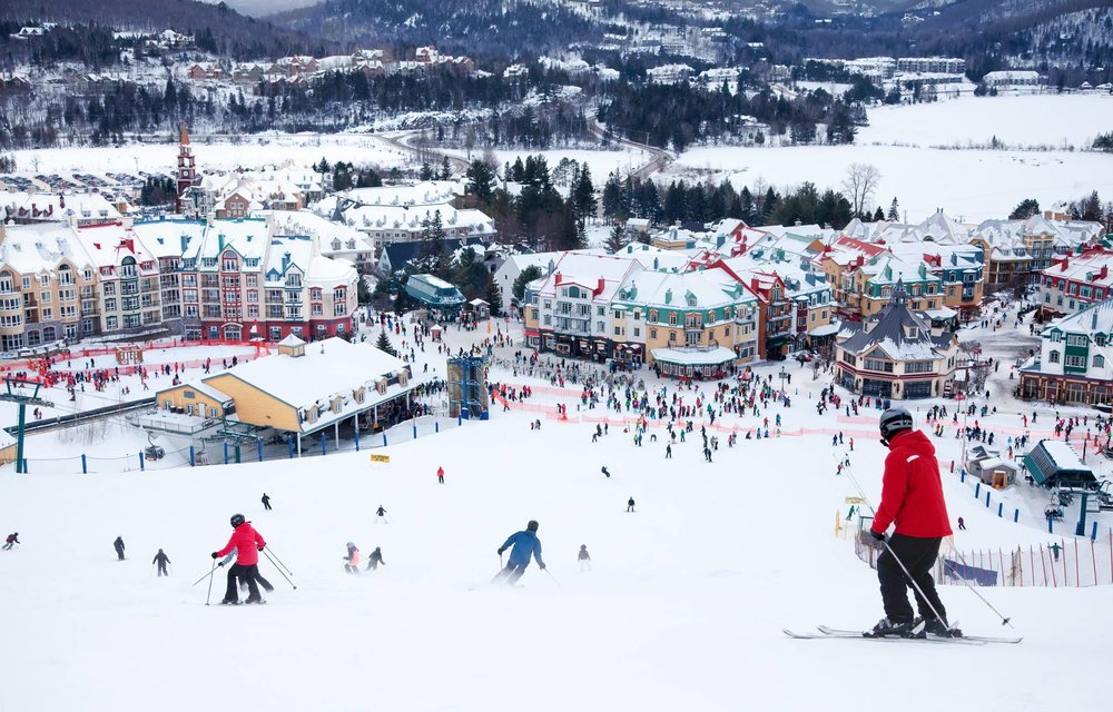 Travel to Québec and enjoy the ride