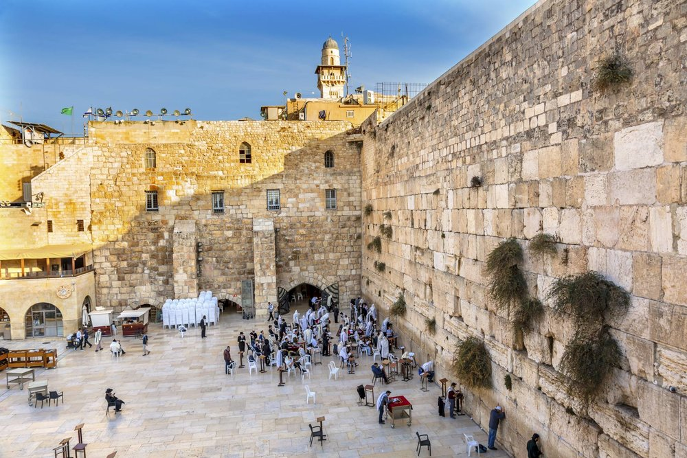 Jerusalem Travel Guide for iPhone, iPad and AppleWatch