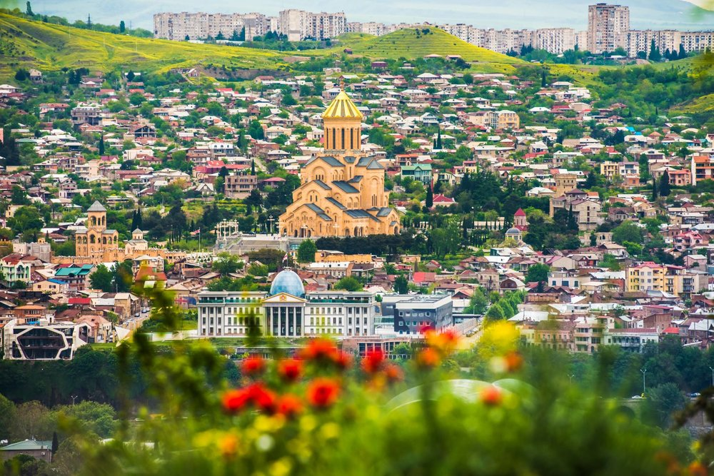 Tbilisi travel guide for iPhone, iPad & AppleWatch