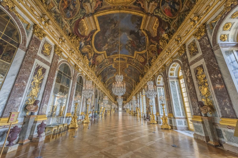 Versailles Travel Guide for iPhone, iPad and AppleWatch