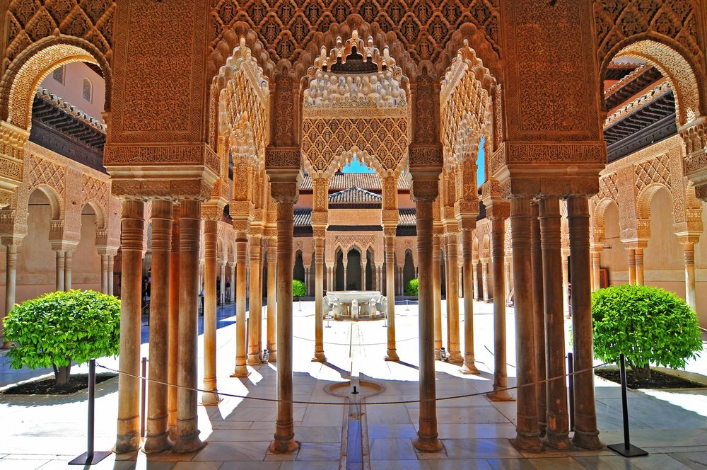 Alhambra Palace Guide for iPhone and iPad