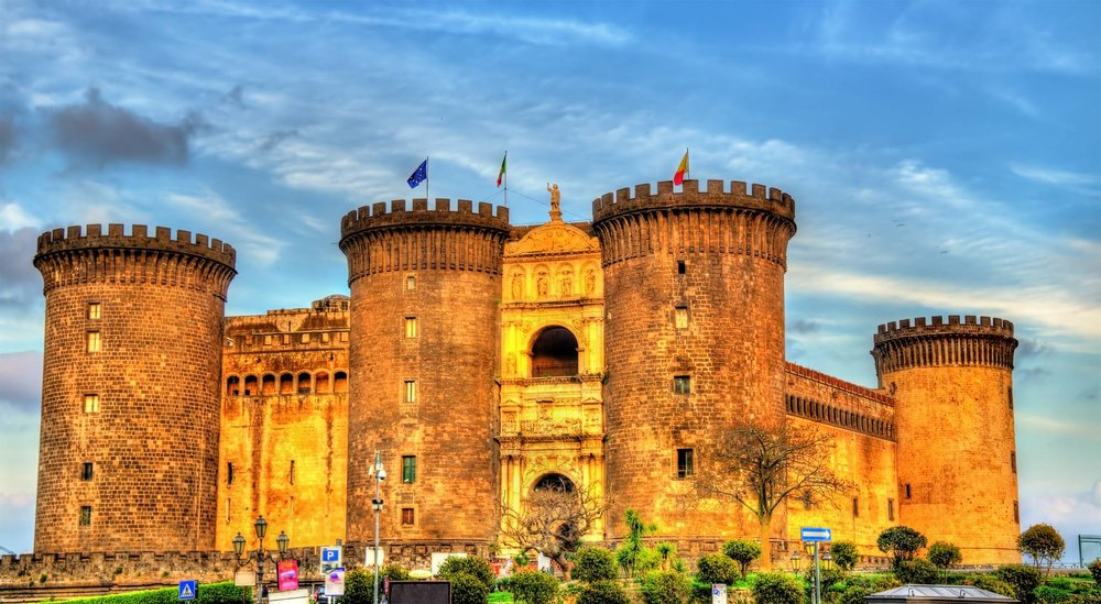 Visit Castel Nuovo with our Naples Travel Guide