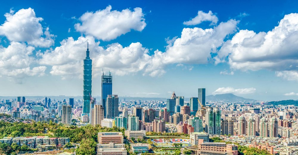 Visit Taipei financial distric with eTips Travel Guide