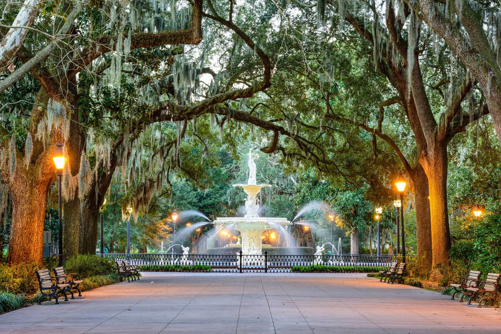 Travel to Savannah with eTips Travel Guide