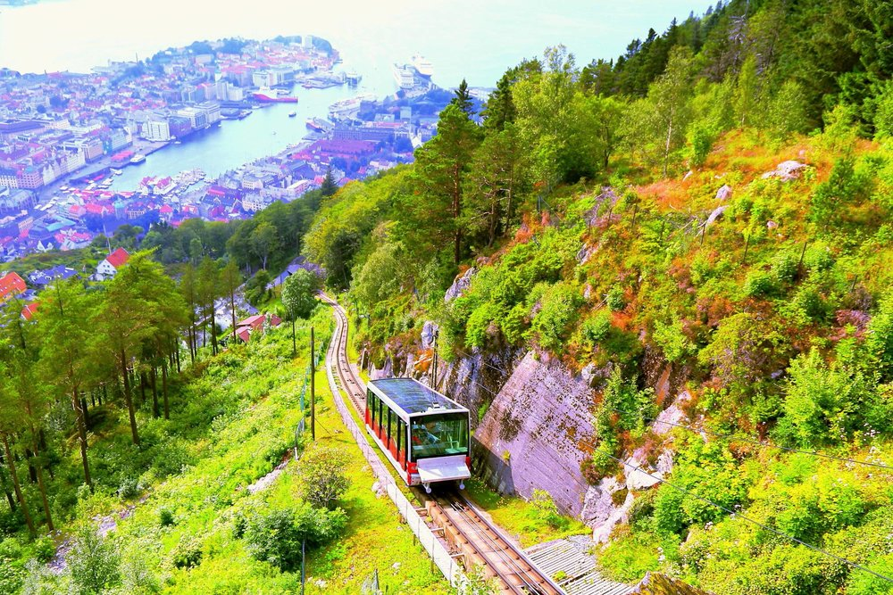 Bergen Travel Guide for your pocket