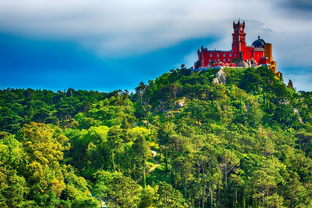 Sintra Travel Guide for iPhone, iPad and AppleWatch