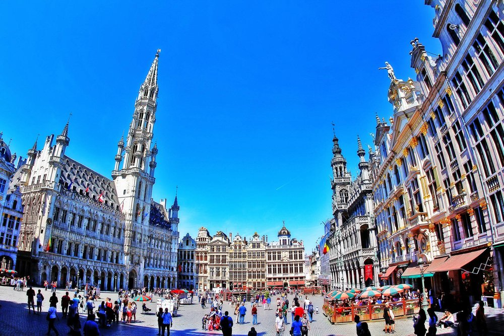 Antwerp Travel Guide for iPhone, iPad & AppleWatch