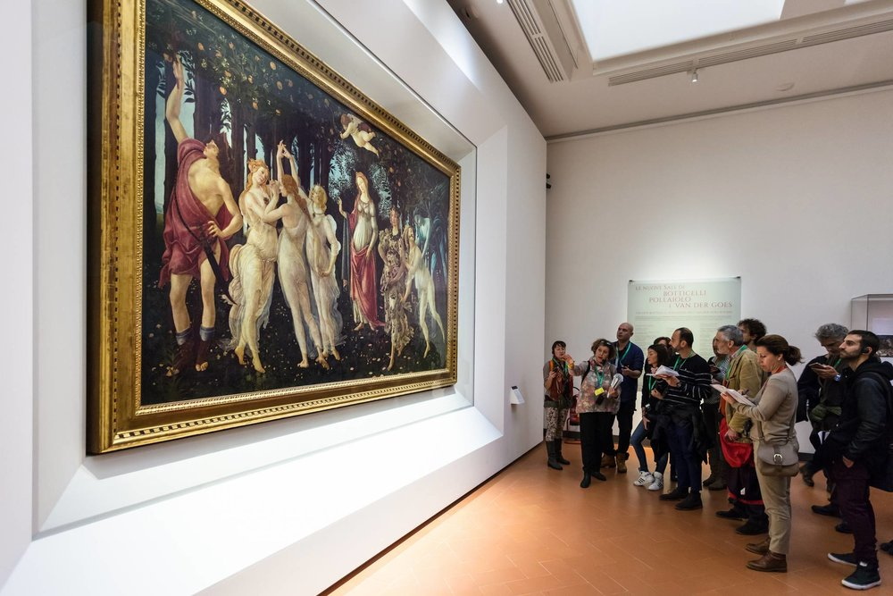 Uffizi Gallery Guide for iPhone and iPad