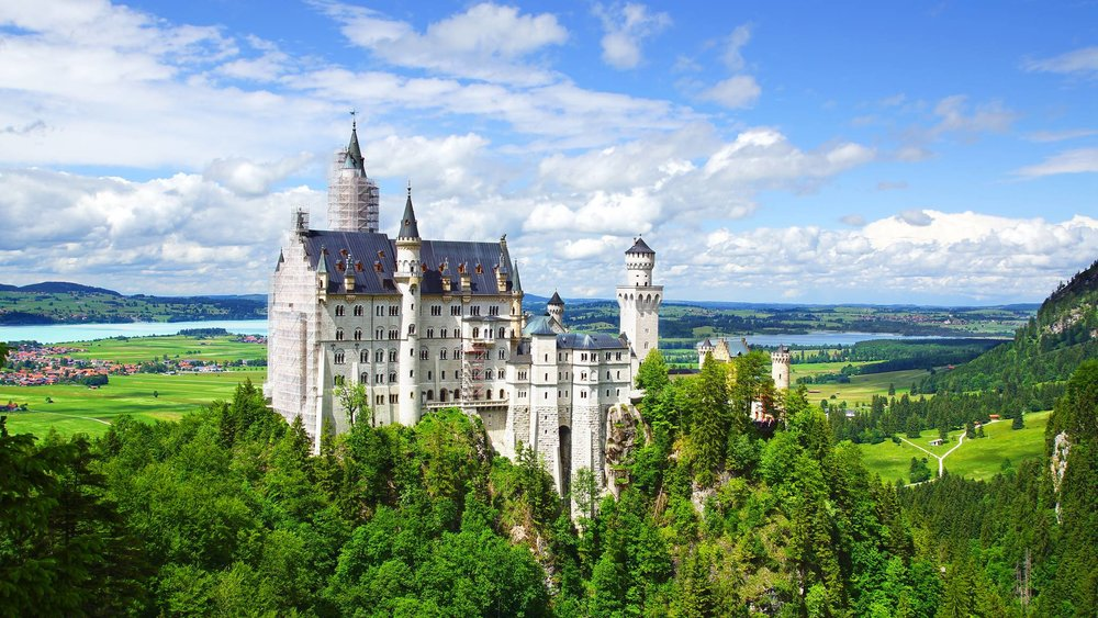 Germany Travel Guide for iPhone, iPad & AppleWatch