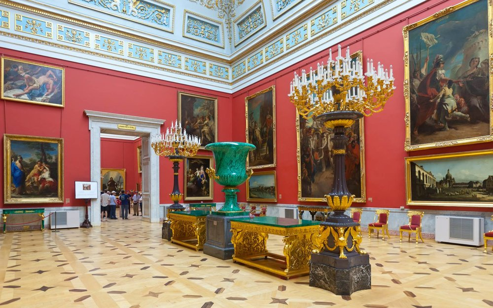Hermitage Museum Visitor Guide for iPhone & iPad