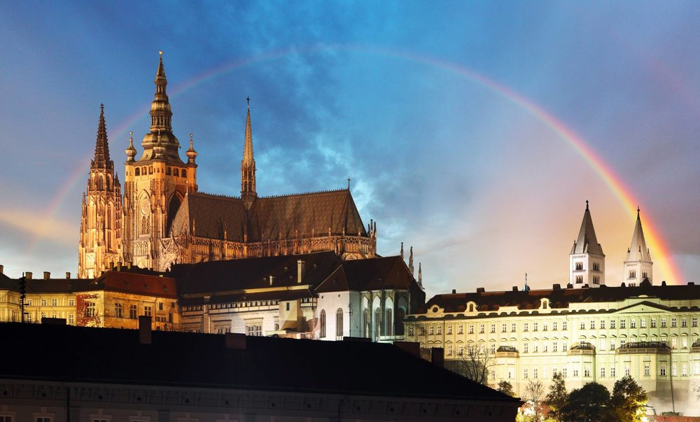 Prague Castle Guide for iPhone, iPad & AppleWatch