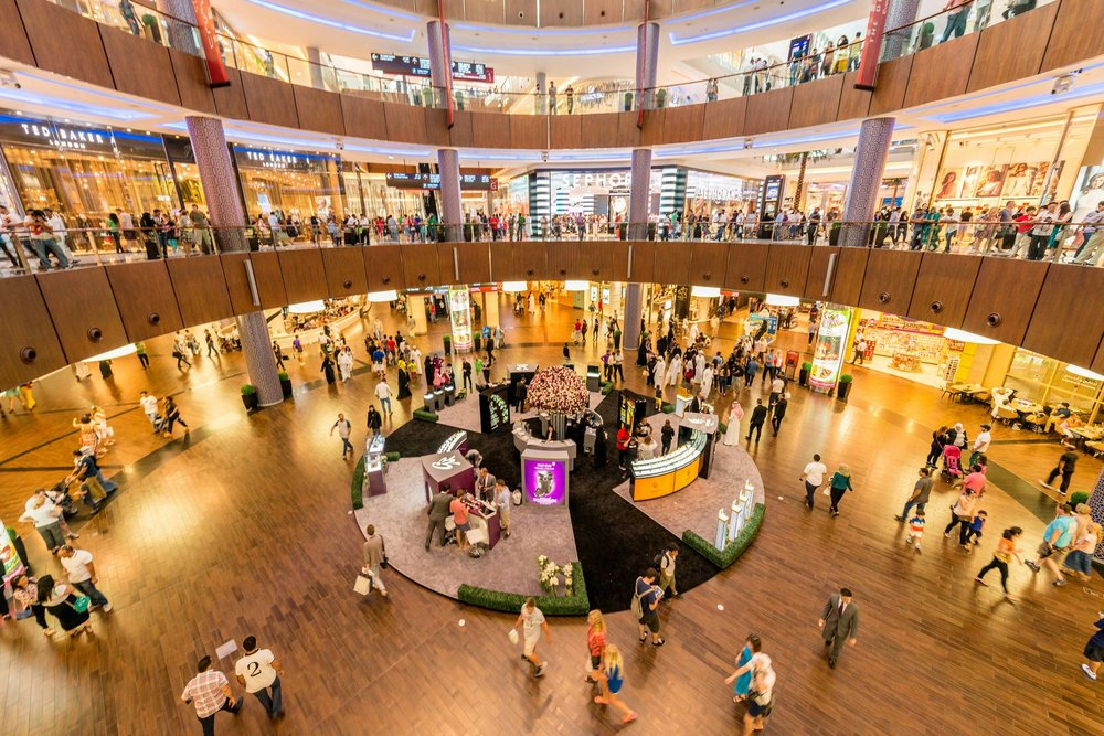 Dubai Shopping Guide for iPhone, iPad & AppleWatch