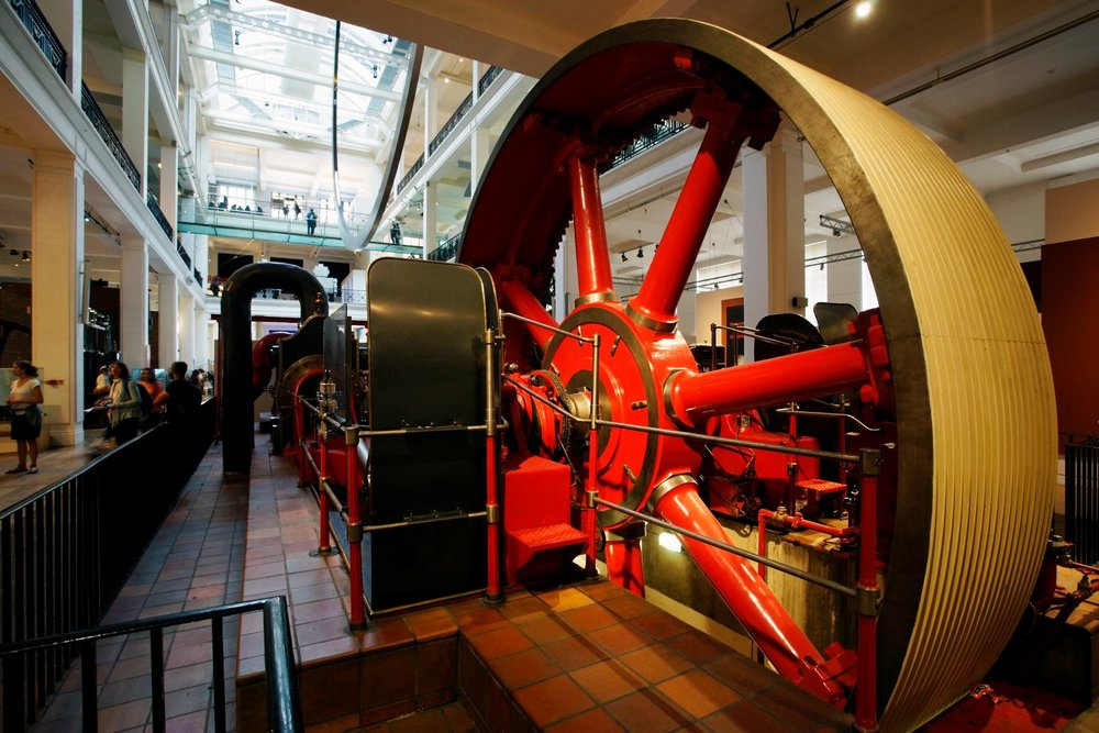 Travel with Tours & Travel Science Museum London Guide