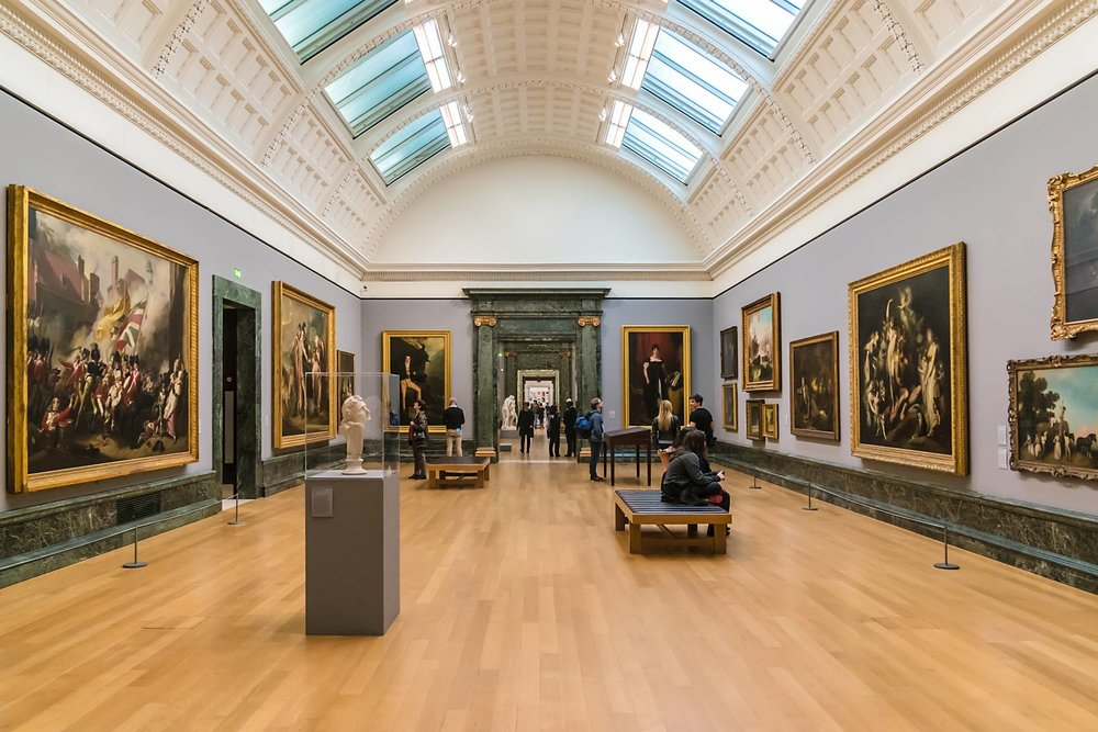 Tours & Travel Tate Britain Visitor Guide for iPhone and iPad