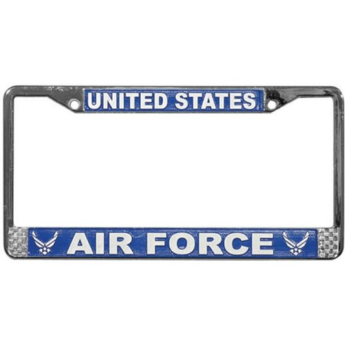 military branch license plate frames - Military License Plate Frames