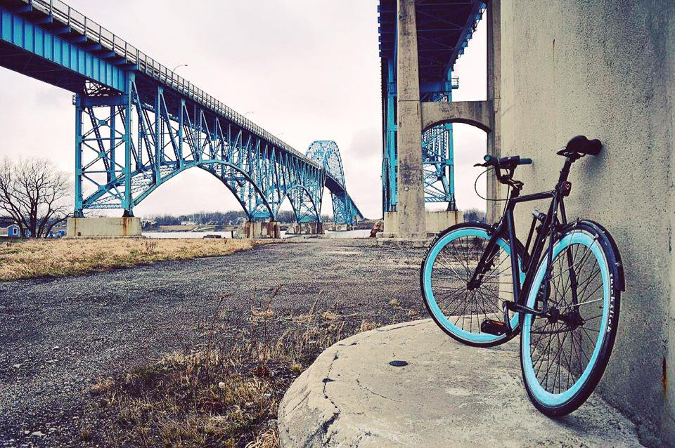 Art builds bridges -