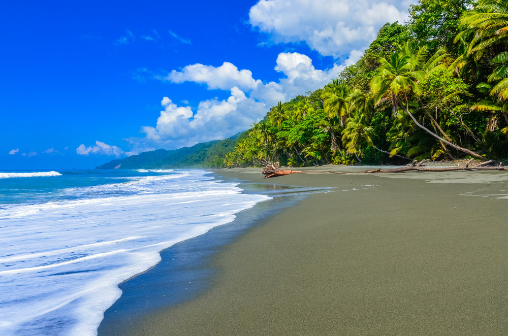 Hermosa Beach, Costa Rica wellness retreat
