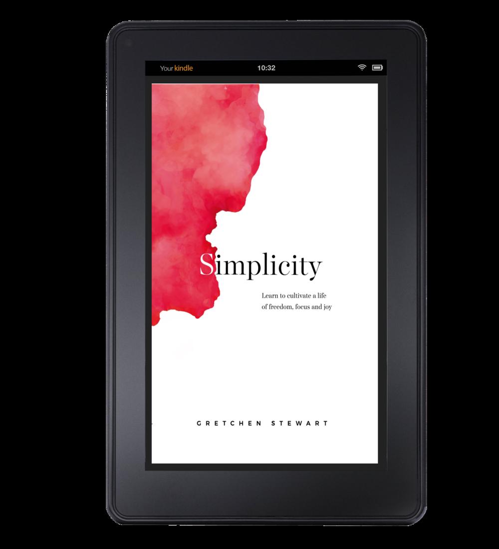 Simplicity eBook
