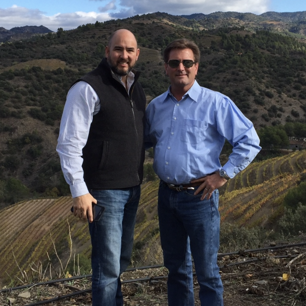 Xavier Zamarripa , Co-Founder  Doug Diefenthaler , Co-Founder