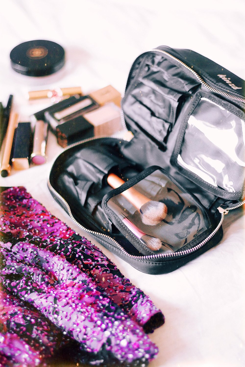 Makeup bag x Kate Caviar