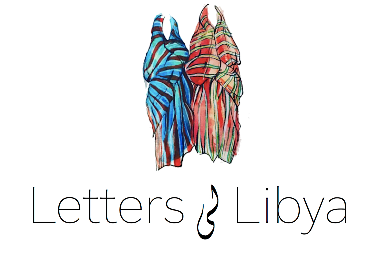 Letters Ly Libya