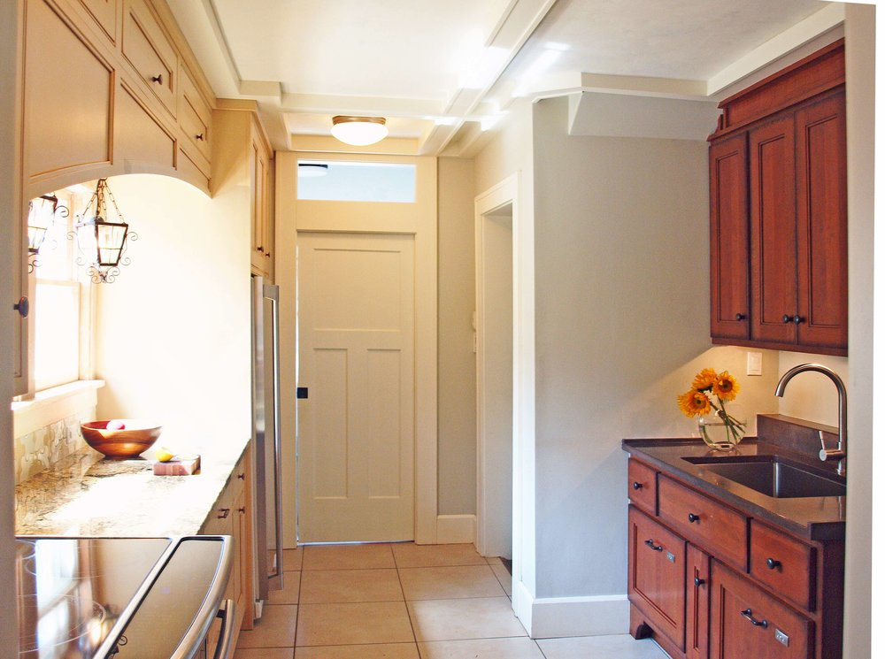 historical renovation kitchen design