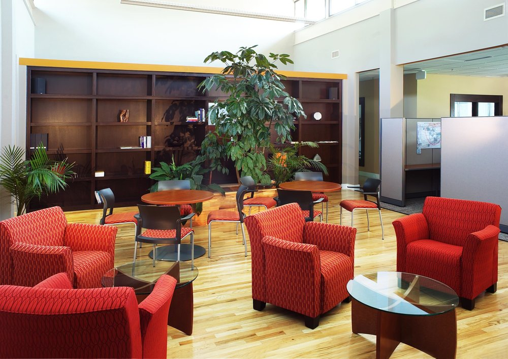 Solar company office design