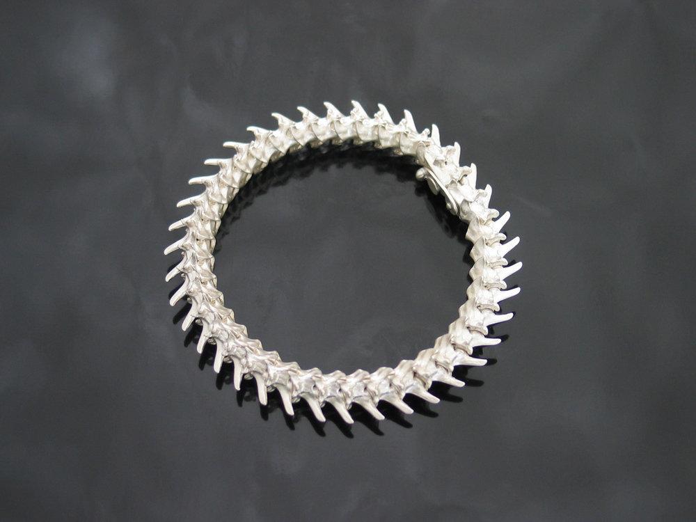 Vertibracelet - Silver, NdFeB Magnets