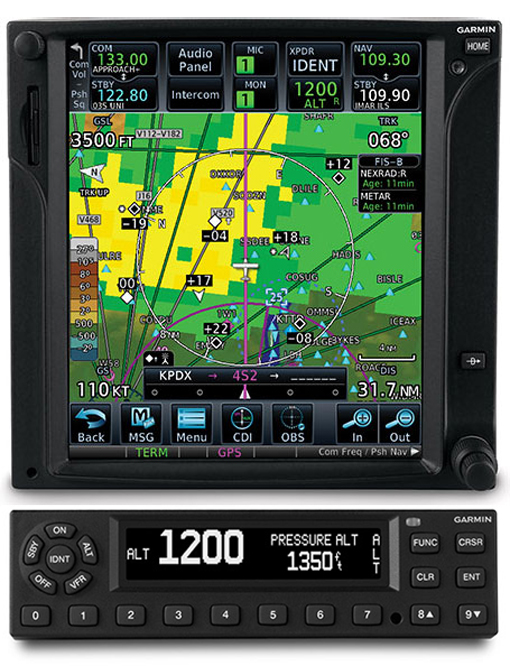 Garmin All-In-One ADS-B GTX 345