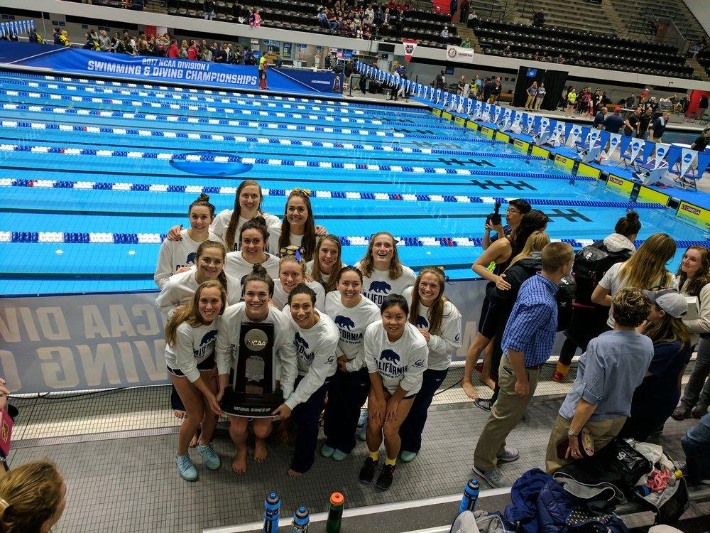 Women's Swimming NCAA Championships 2017