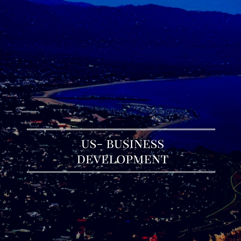 John Broberg- US Business Development - Santa Barbara, CA