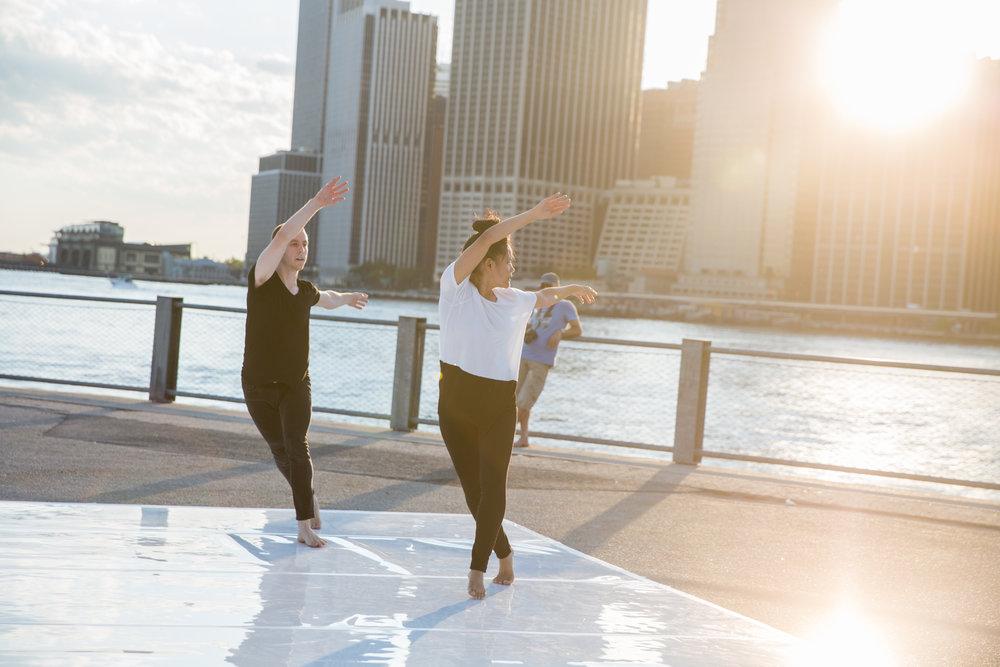 dance-mobile // Gibney Dance Company