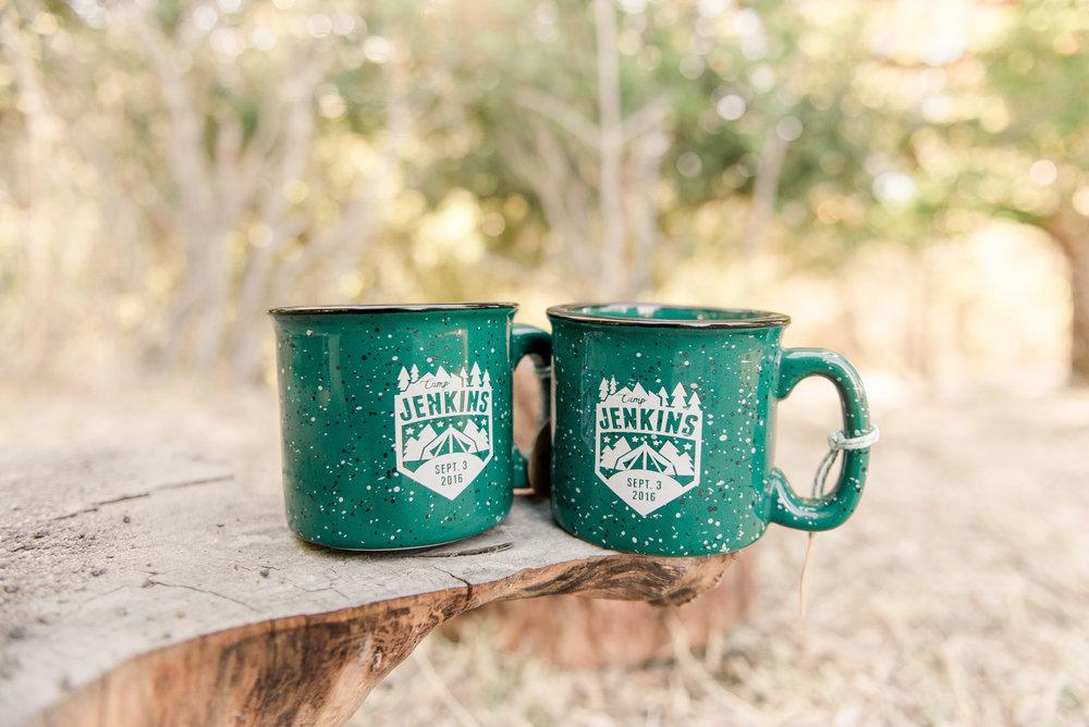 Camp Jenkins Wedding — Cheers My Dears!
