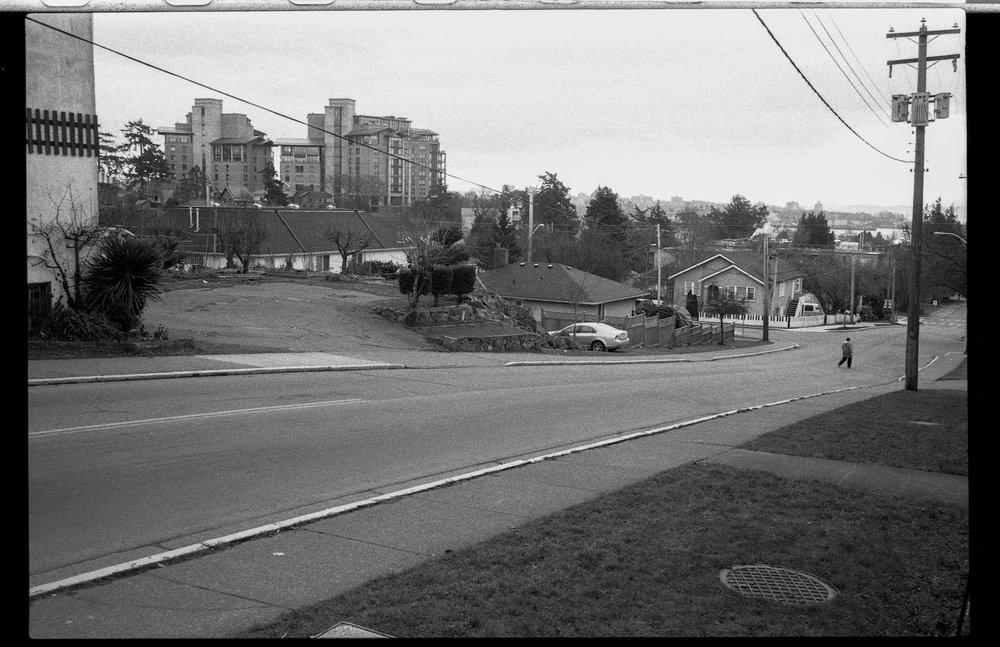 Esquimalt - Nikon F2 - Tri-x400 (Pushed)