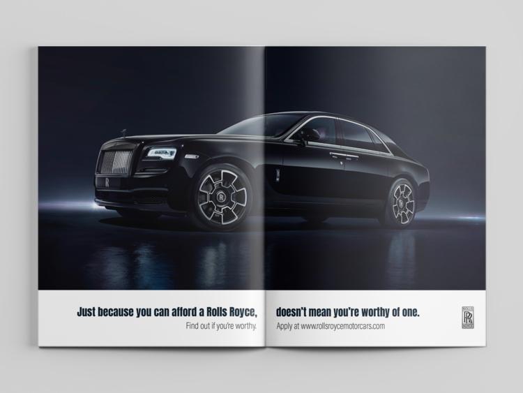 Rolls Royce — Jacob Marcus