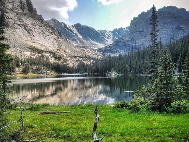I discovered my passion for nature on Sky Pond trail in Rocky Mountain National Park. Where were you when you discovered yours?  Check out my story (link in bio)! #lochvale #theloch #skypondtrail #rmnp #rockymountainnationalpark #getoutside #lovenature #discovernature
