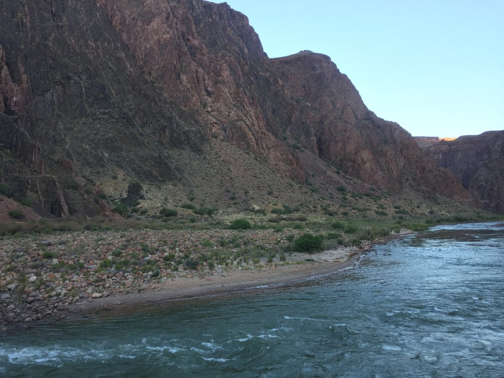 Day 3: Crossing over the Colorado River