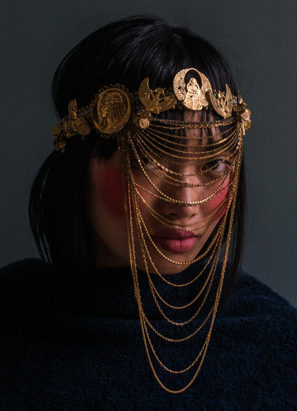 Model: Chloe Nguyen