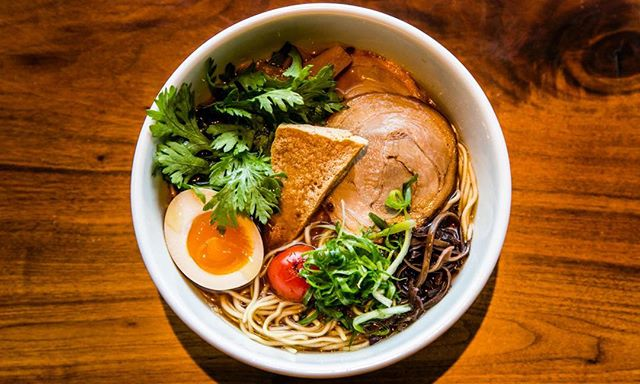 A perfect bowl of #ramen is a thing of beauty. Now available at lunch!#oakland #eastbay #shoyuright
