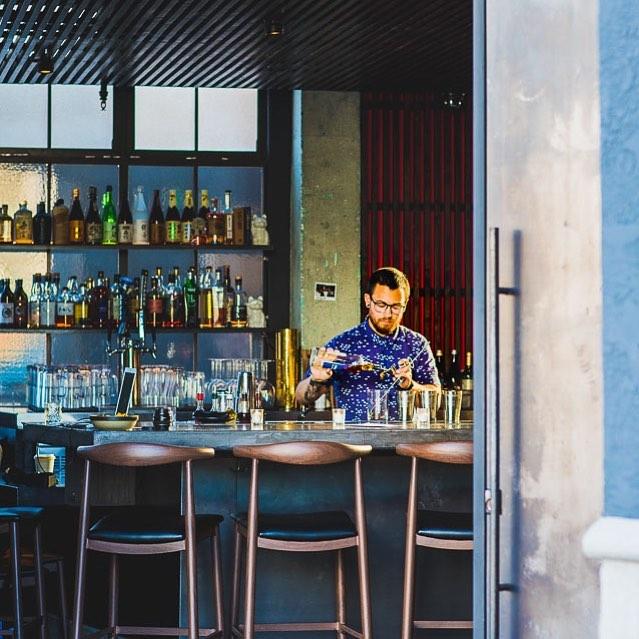 Open the door to ... #craftcocktails #ramen #oakland #speakeasy #izakaya #japanesewhisky