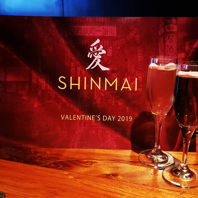 Valentine's Day 🌹  Dinner for 💑 Five Courses + Ramen to share + Dessert ❤ 2.14.2019 . . . . . . . 👆 Swipe left for course by course! #shinmaioakland #shinmaiexperience #valentinesday #uptownoakland #izakaya #ramen #hamachi #broccolini #fivecourses #eastbayeats #oaklandeats #sashimi #yuzucheesecake
